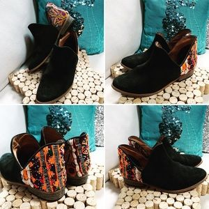 ANTHROPOLOGIE HOWSTY LAYLA Ankle Boot EURO 39